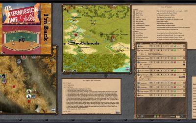Khevoran 2 Session Notes – 23 January 2010